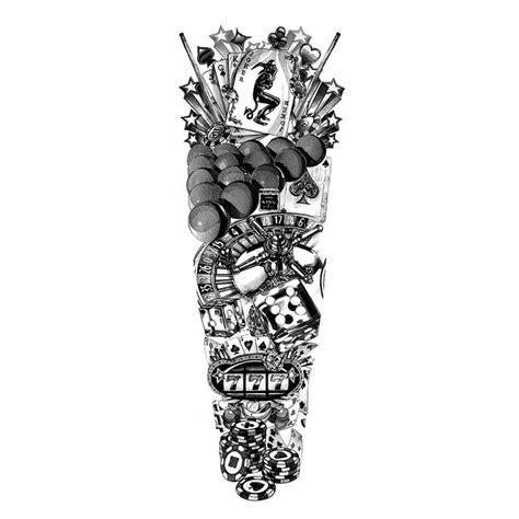 casino tattoo designs designs artwork gallery custom design