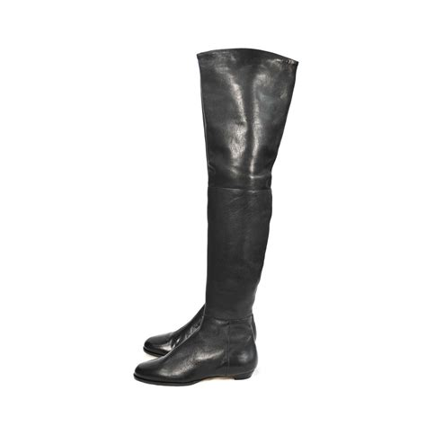 second jimmy choo thigh high boots the fifth collection
