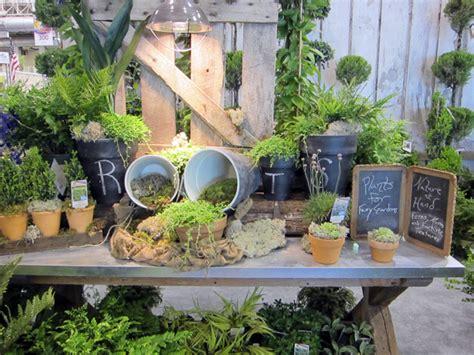Garden Center Chicago Design Inspiration From Independent Garden Center Show In