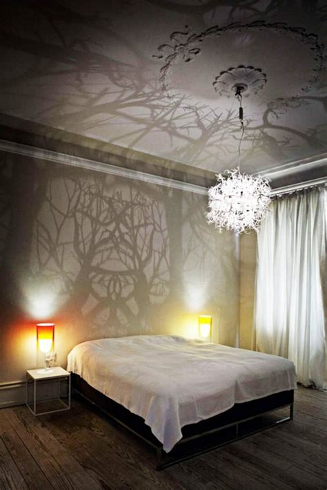Chandelier That Turns Your Room Into A Forest Chandelier That Turns Your Room Into A Forest Chandelier Turns A Room Into A Forest Great Idea
