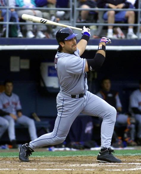 mike piazza swing where yoenis cespedes rates among mets on edge of seat