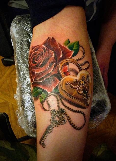 tattoo my photo 2 0 unlock key 50 inspiring lock and key tattoos key tattoos key and