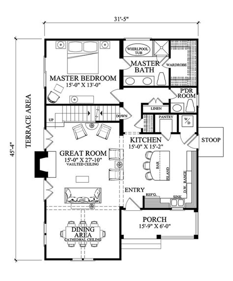 3 bedroom bungalow floor plan 1765 square feet 3 bedrooms 2 189 batrooms on 2 levels