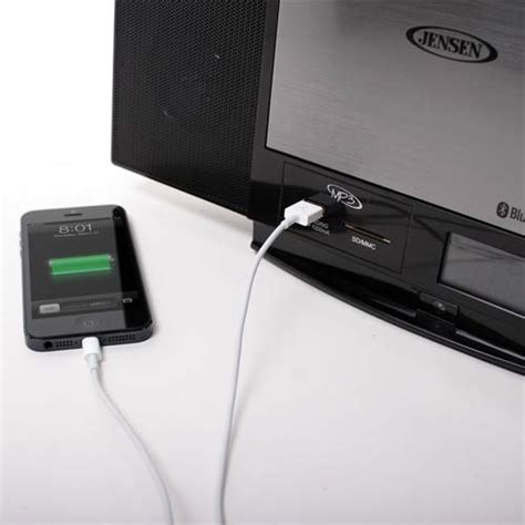 jbs 300 bluetooth shelf top audio system ipod and
