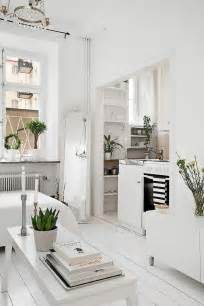 Incroyable Idee Deco Cuisine Rouge #6: amenagement-studio-petite-cuisine-scandinave.jpg
