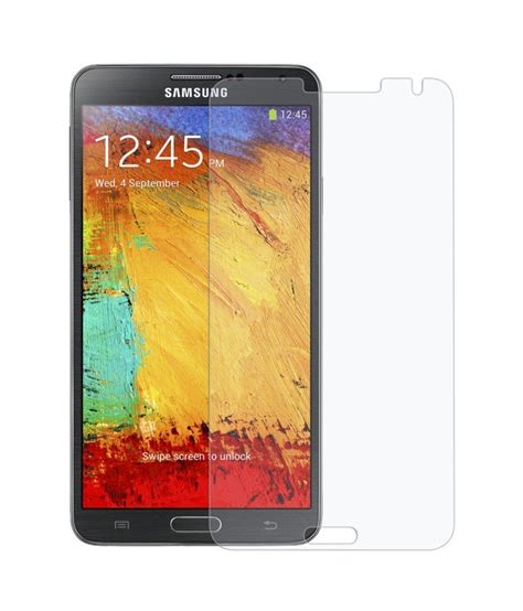 Tempered Glass Note 3 Neo parco tempered glass for samsung galaxy note 3 neo buy
