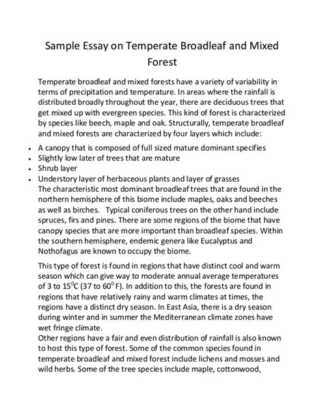 Conservation Of Forest Essay conservation of forest essay essay on conservation of forest essay on conservation of forest