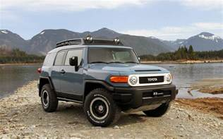 2016 Toyota Fj Cruiser 2016 Toyota Fj Cruiser Carsfeatured