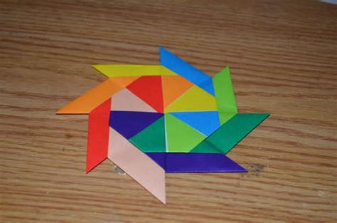 How To Make A Transforming Out Of Paper -