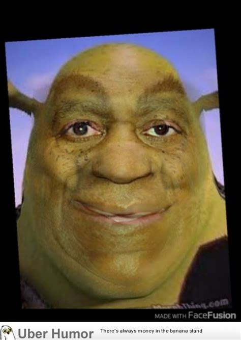decided  mesh shrek  bill cosbys face funny pictures quotes pics  images