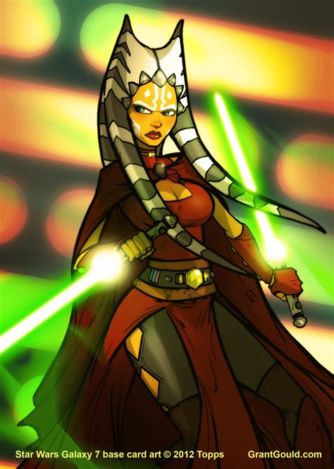 Tano Original wars galaxy 7 future ahsoka by grantgoboom on deviantart