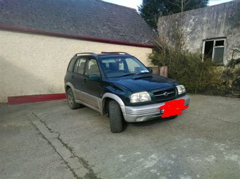 Suzuki Vitara Motor For Sale 2000 Suzuki Grand Vitara For Sale For Sale In Castlecomer