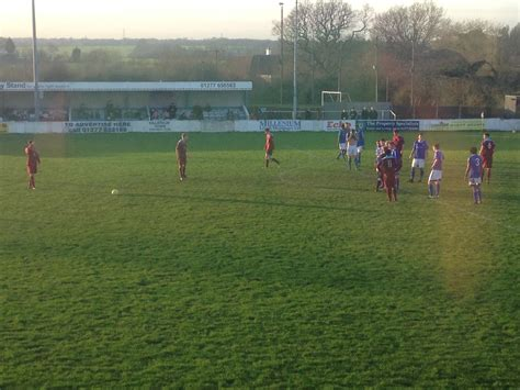 new years billericay ryman league premier billericay town 1 brentwood town 1