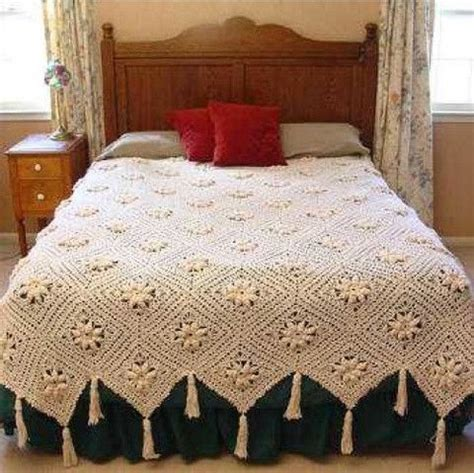 crochet coverlet pattern crochet coverlet patterns free crochet patterns