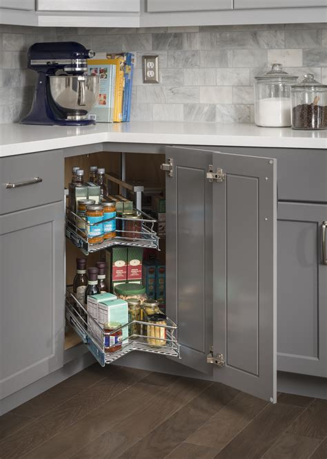 easy view cabinet organizers hardware resources introduces new easy 360 susan corner