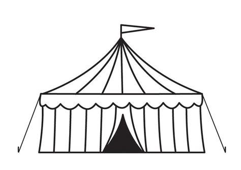 Coloriage Chapiteau Cirque 224 Imprimer Sur Coloriages Info
