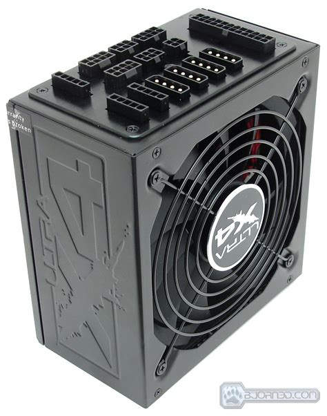 Psu Powerstation 630 Watt ultra x4 750 watt modular psu bjorn3d