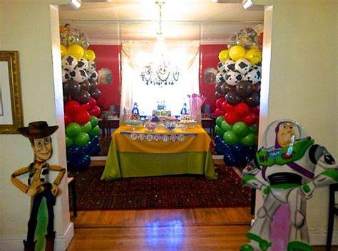 toy story themed birthday party 78 images about toy story baby shower on pinterest