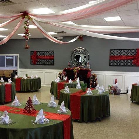christmas hall themes church christmas party ideas sanjonmotel