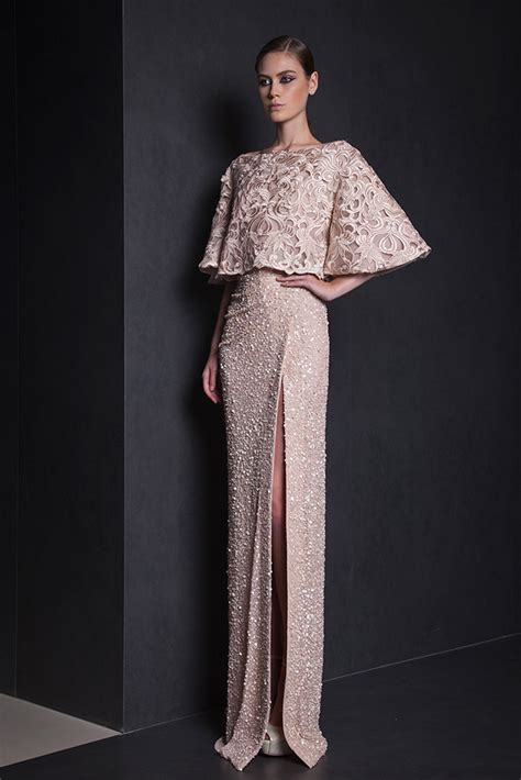 outstanding evening dresses  tony ward