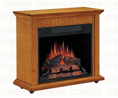 hton bay electric fireplace rolling mantel electric fireplace 28 images