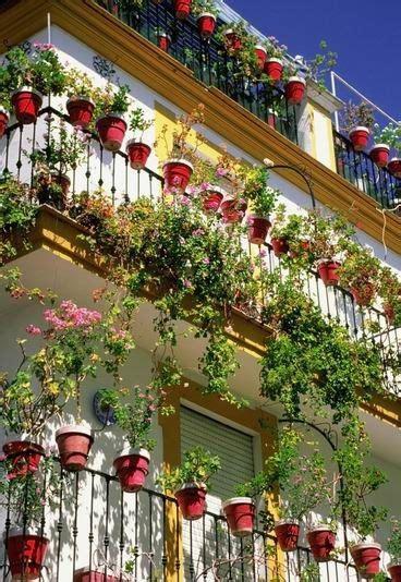 idee terrazzo fiorito idee per un balcone fiorito