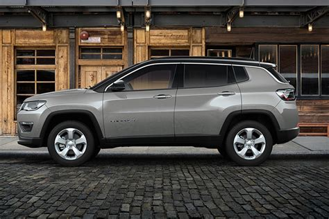 jeep compass side jeep compass launched in india at inr 14 95 lakh autobics
