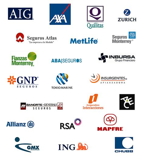 5 cadenas hoteleras mexicanas logos aseguradoras