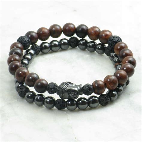 mala bead bracelet sankalpa bracelets for rosewood mala mala