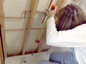 Dbr Plumbing by How To Install A Corner Shower How Tos Diy