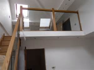 Steel Staircase With Frameless Glass Balustrade » Home Design 2017