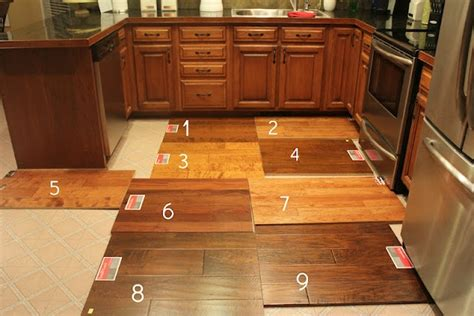 wood floor comparison dream house pinterest