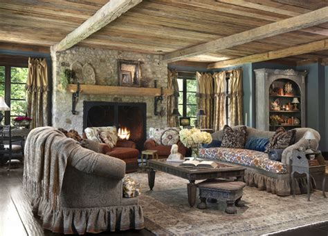 Texas Leather Interiors Creating A Country Cottage Look In Your Home