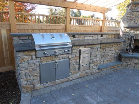 linden minneapolis outdoor fireplace grill