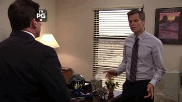 gifs timothy olyphant the office i try to save a