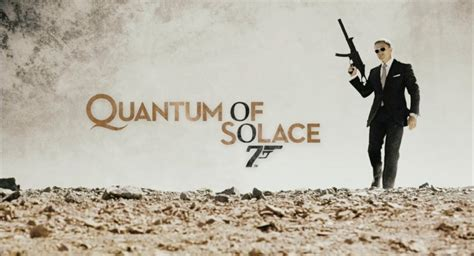 My 007 Cents About Quantum Of Solace by 007 Quantum Of Solace
