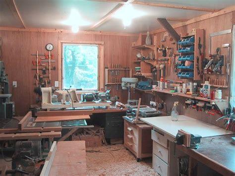woodworking workshop