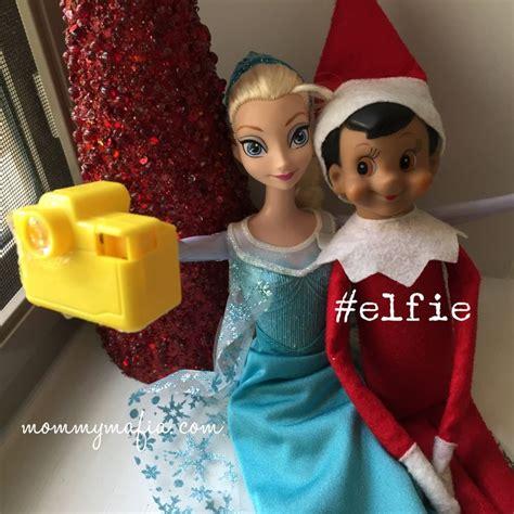 printable elf on the shelf selfies love this elf on a shelf idea elf on the shelf takes a