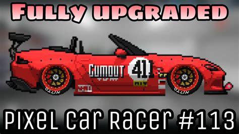 pixel race car pixel car racer miata race car build youtube