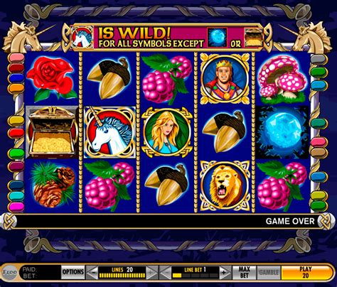enchanted unicorn slot  igt review play