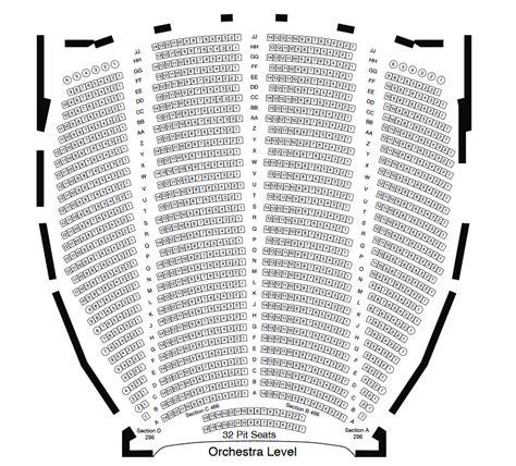 schnitzer concert seating chart arlene schnitzer seating chart brokeasshome