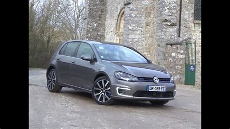 T V S D Auto Plus by Essai Volkswagen Golf Gte 2015 Youtube