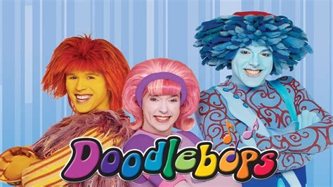doodle do tv show the doodlebops tv on play