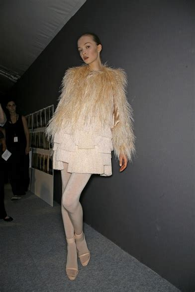 Haute Couture Givenchy Autumnwinter 2008 Collection by Givenchy Parigi Haute Couture Fall Winter 2008 2009
