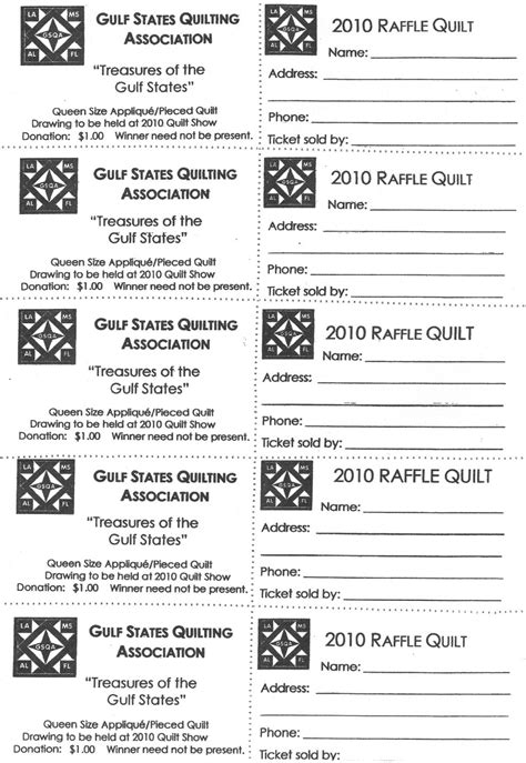 raffle form template free 7 raffle ticket templates word excel pdf formats