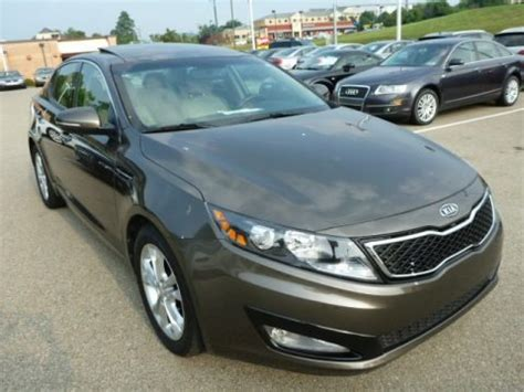 Kia Optima Ex Horsepower 2012 Kia Optima Ex Turbo Data Info And Specs Gtcarlot