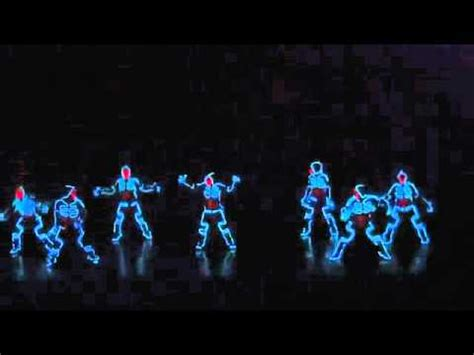 Light Dancers by The Best Lighting Show