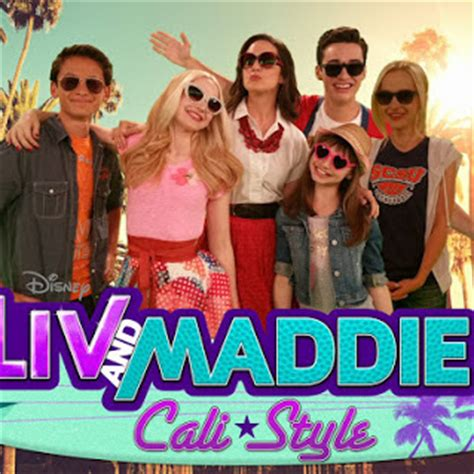 liv and maddie california style disney nick abc portugal news agosto 2016
