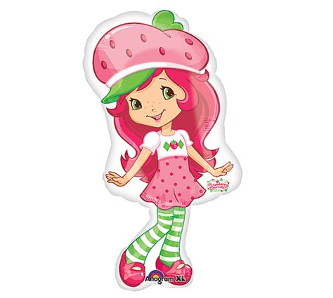 Strawberry Shortcake - strawberry shortcake licensed character balloons the