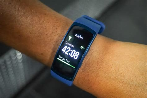 Gear Fit Pro gear fit 2 review can samsung get fitness tracking right